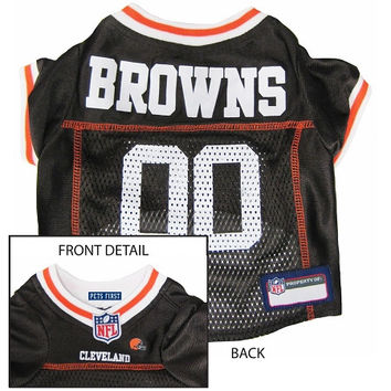 Cleveland Browns Jersey Large