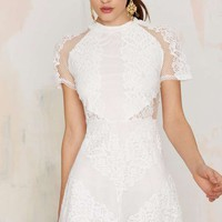 Glamorous New Lace On Life Dress