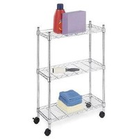 Supreme 3 Tier Laundry Cart