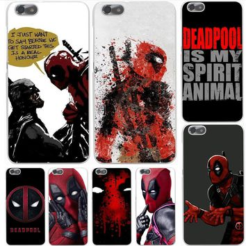Deadpool Dead pool Taco Lavaza Cool Marvel Hero  Coque Hard Phone Case for Huawei P20 P10 P8 P9 Lite Plus 2015 2016 2017 P20 Pro P smart Shell AT_70_6