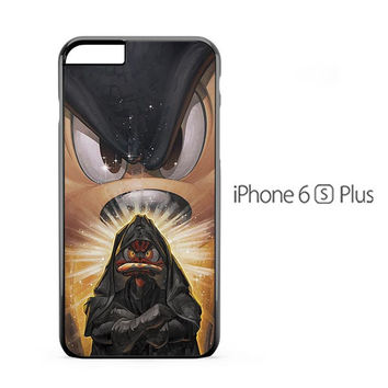 Mickey Donald Star Wars iPhone 6s Plus Case