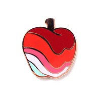 Melty Apple Pin (Limited Edition)