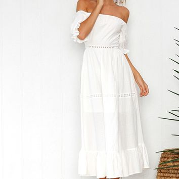 Audrina Dress