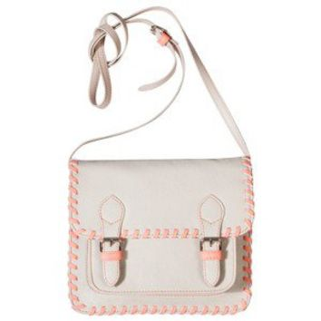 Mossimo Supply Co. Whipstitch Satchel Bag - Beige