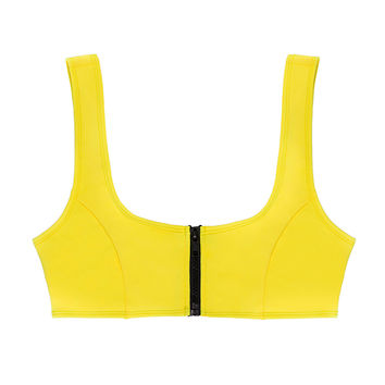 YELLOW BUMBLE TOP – COULBOURNE