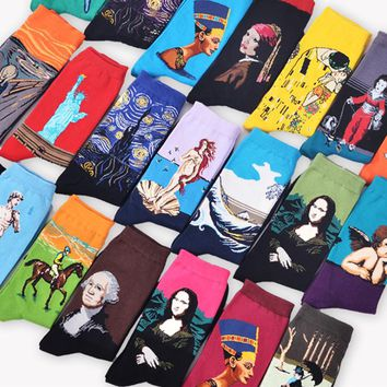 Masterpiece Art Socks
