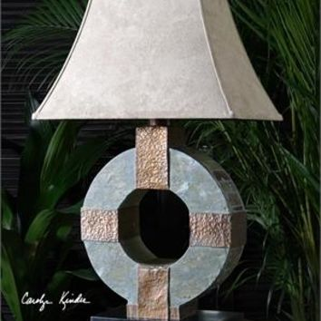 Uttermost Slate Table Lamp