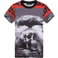 Expendable Skull Tee