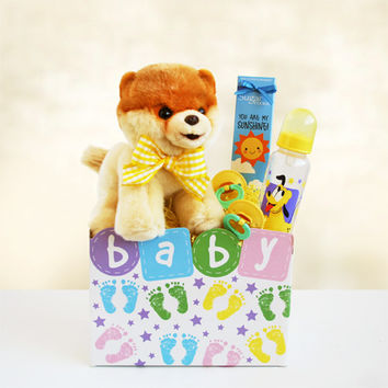 The Boo Baby box