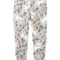 Mix Kit Unicorn Print Leggings