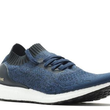 Ready Stock Adidas Ultra Boost Uncage Navy Sport Running Shoes