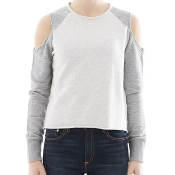 Best price on the market: Rag & Bone Grey Cotton Sweatshirt