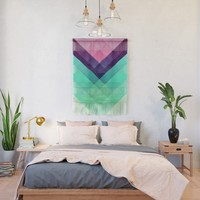 Geometric XXI Wall Hanging by tmarchev