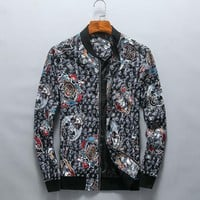 """LV"" tide brand fashion men's jacket F-A00FS-GJ"