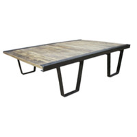 Rumil Coffee Table, Natural