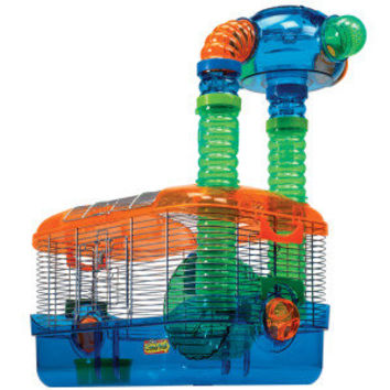 Super Pet CritterTrail® Triple Play 3 in One Habitat™ - Cages, Habitats & Hutches - Small Pet - PetSmart