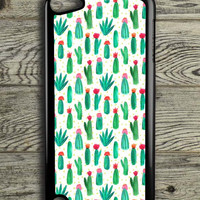 Cactus Cute Collage iPod 5 Touch Case
