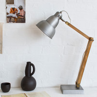 Industrial table lamp SAMPLE by House Doctor DK — Bodie and Fou - Award-winning inspiring concept store
