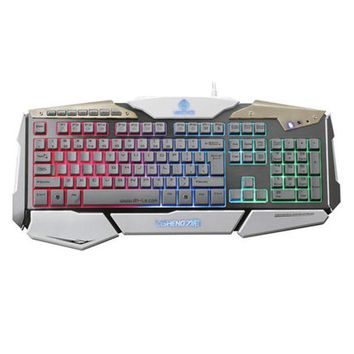 DCCKIX3 Games Keyboard LED  7-color [4919295236]