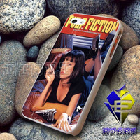 Vintage Pulp Fiction Poster Design For iPhone Case Samsung Galaxy Case Ipad Case Ipod Case