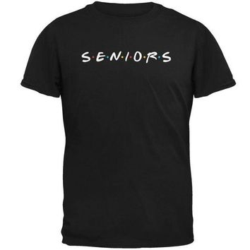 ESBGQ9 Graduation Seniors Parody Mens T Shirt