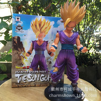 24cm Dragon Ball Z  The Son Gohan Action Figure PVC Collection figures toys for christmas gift brinquedos with Retail box