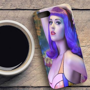 Katy Perry Pictures iPhone SE Case