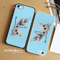 Olaf Frozen  iPhone Case Cover for iPhone 6 6 Plus 5s 5 5c 4s 4 Case