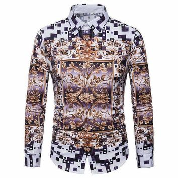 Mens Long-Sleeve Shirt