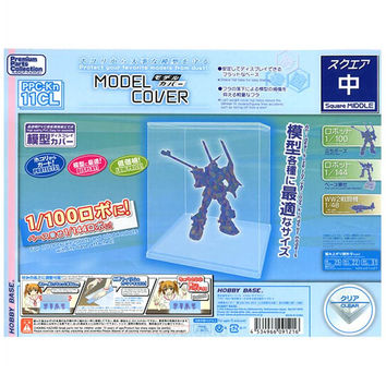 Model Cover (Size Middle / Square Type) : Base Color Clear