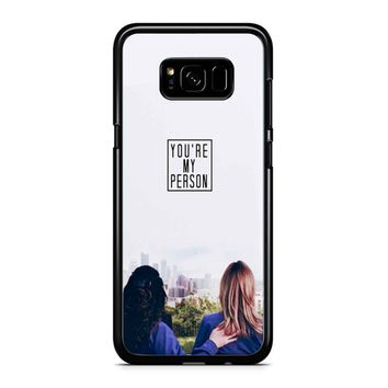 Twisted Sisters Samsung Galaxy S8 Plus Case