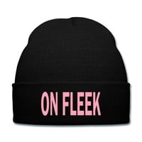 ON FLEEK KNIT WARM WEATHER BEANIE HAT