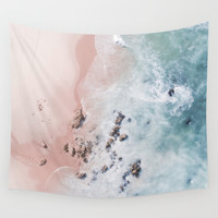 sea bliss Wall Tapestry by ingz