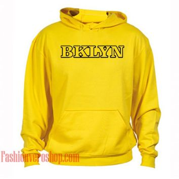 BKLYN HOODIE - Unisex Adult Clothing