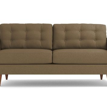 Logan Loveseat in PERFORMANCE EARTH - CLEARANCE