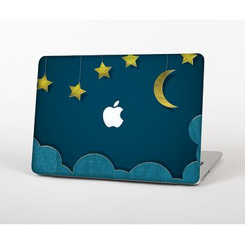 "The Paper Stars and Moon Skin Set for the Apple MacBook Pro 15"" with Retina Display"
