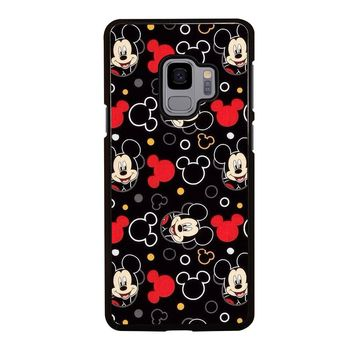 BEAUTIFUL MICKEY MOUSE Samsung Galaxy S3 S4 S5 S6 S7 S8 S9 Edge Plus Note 3 4 5 8 Case