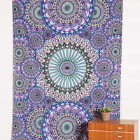ModCloth Boho On Top of the Swirl Tapestry