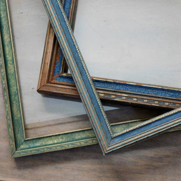 Wooden Art Deco Picture Frame Collection