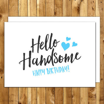 Printable birthday cards for boyfriend gangcraft best happy birthday for him products on wanelo birthday card bookmarktalkfo Gallery