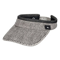 Quiksilver Men's The Visor Visor, Black, One Size