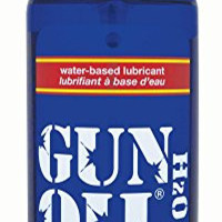 Gun Oil H2O Water based with Pump 16oz