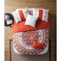 The Gemma Moroccan Mandala 5 PC Bedding SET