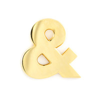 Ampersand Pin