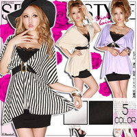 Rakuten: Sexy Girl ♪ inner wearing & gold buckle dress- Shopping Japanese products from Japan