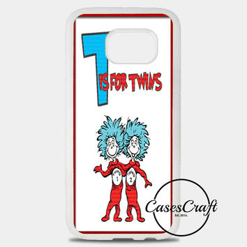 Thing 1 And Thing 2 Samsung Galaxy S8 Plus Case | casescraft
