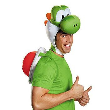 Men's Yoshi Costume Accessory Kit - Adult