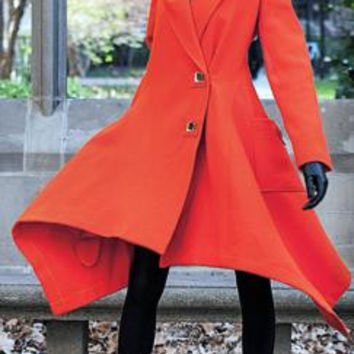 Solange Coat-SOLD OUT