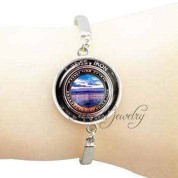 Cute Lens Bracelet Photography Lovers - (Limited Supply)