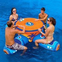 Floating Aqua Table- WOW Sports-Fitness & Sports-Scuba & Swimming-Inflatables & Pool Toys